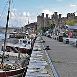Conwy Castle and Quay