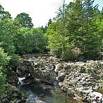 waterfalls betws-y-coed
