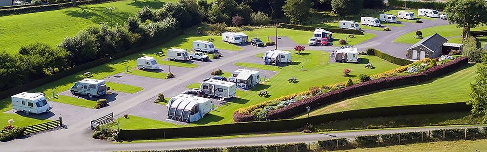 bron derw caravan park north wales